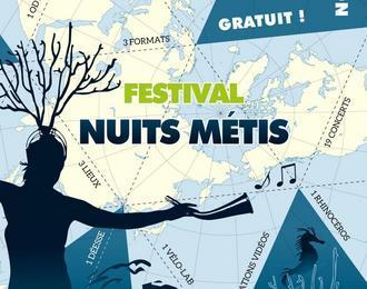 Festival Nuits Métis 2021