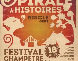 Festival Spirale à Histoires 2020