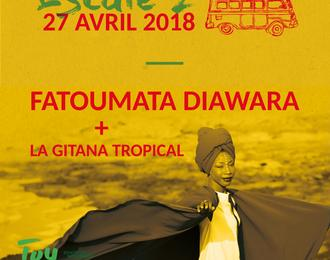 Festival Toucouleurs - Concert Fatoumata Diawara
