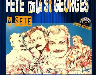 Fête de la Saint Georges à Sète Sete