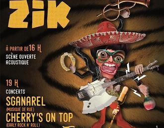 Fête de la Zik (concerts gratuits et scène ouverte)
