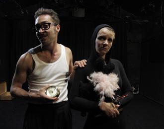 Focus - théâtre physique / clown absurde