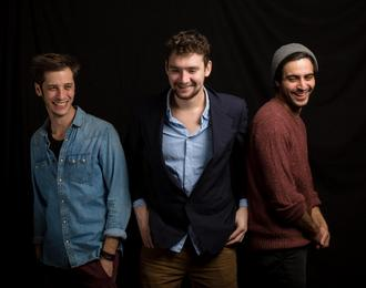 Fred Perréard Trio invite Baptiste Herbin