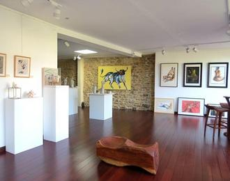Galerie Art Contemporain Jean Jacques Rio Auray