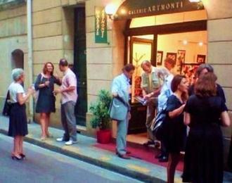 Galerie Artmonti Paris 4ème