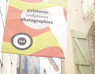 Galerie arts23 Pezenas