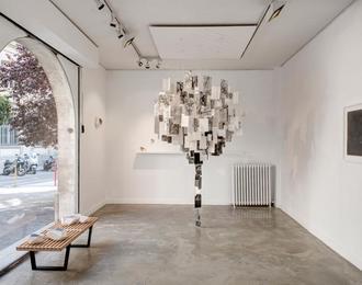 Galerie Binôme Paris 4ème