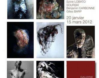 Galerie délits des sens - expressionnisme Avignon