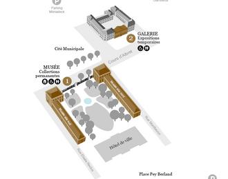 Galerie des beaux arts Bordeaux