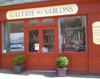 Galerie des Sablons Saint Malo