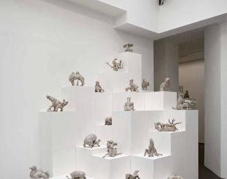 Galerie Jeanne Bucher Jaeger Paris 3ème