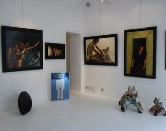 Galerie Loic Vallee Nantes