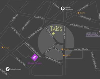 Galerie Taiss Paris 3ème