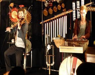 Goûter-spectacle chez le Baron de Bayanne (concert)