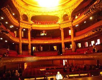 Grand théâtre Opéra de Tours