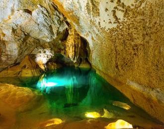 Grotte de Trabuc Mialet
