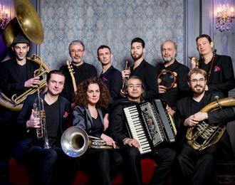 Haidouti Orkestar Paris 20ème