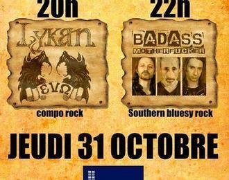 Halloween Party : Lykan / Badass Motherfucker