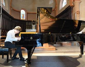 Ilan Zajtmann, pianiste