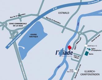 Illiade Illkirch Graffenstaden