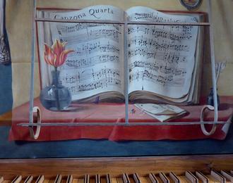 JohannSebastian Bach acte VI - Postlude, Il Signor Maestro Contrapunto