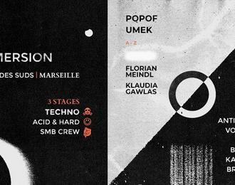 Immersion w/ Popof, Umek and more