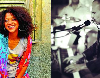 Janysett Mcpherson Et Pierre Sibille Trio