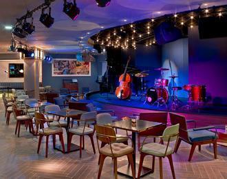 Jazz club étoile Paris 17ème