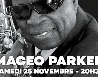 Jazz dans l'Air(e) : Maceo Parker + Black Voices au Moloco
