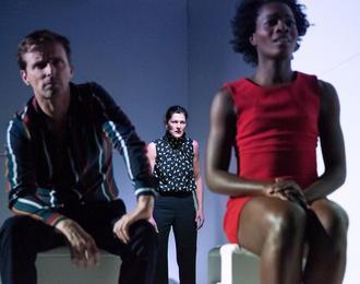 Je ne marcherai plus dans les traces de tes pas d'Alexandra Badea mise en scène Vincent Dussart