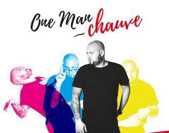 Jérem Raasch - One Man Chauve