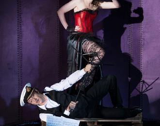 Jeudi du Kiosque – Le Radeau Cabaret