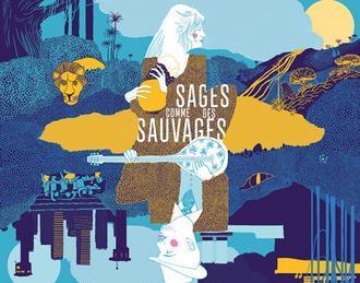 John and the Minouz et Sages Comme Des Sauvages
