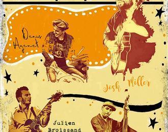 Josh Miller & The Bad Mules