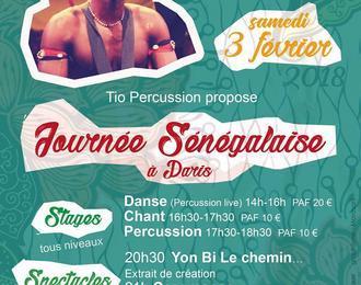Journée Sénégalaise à Paris