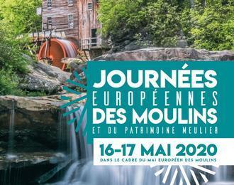 Journées Européennes des Moulins et du Patrimoine Meulier - ANNULE
