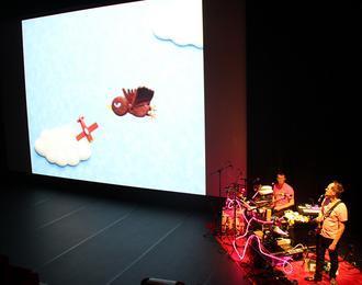 Komaneko [ciné-concert] par SZ - Jeune Public
