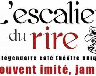 L'Escalier du Rire Café Théâtre Albert