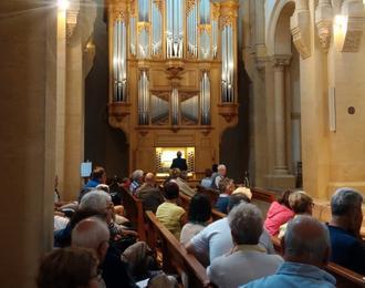 L'orgue De Charolles : Les Concerts Du Marché 2019 - Jean-marie Tricoteaux
