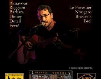 La chanson française en toute intimité... au Théâtre des Blondes Ogresses !