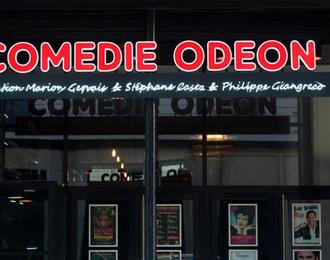 La comédie Odéon Lyon