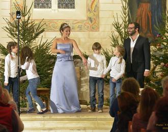 La fée de l'hiver, conte lyrique de Noël tout public / jeune public avec Julia Knecht soprano colorature