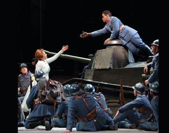 La fille du régiment - Les retransmissions du Metropolitan Opera de New-York