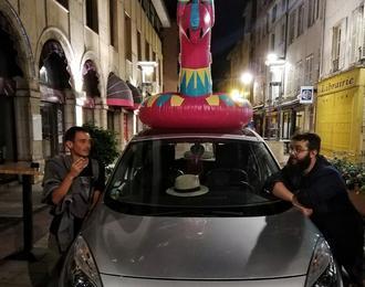 La Pigñata Et Les Hôtesses D'hilaire