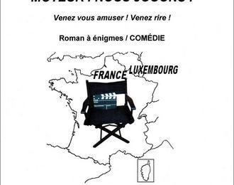 La rouennaise Dominique Letellier dédicace le drôle « Moteur ! Nous jouons ! »