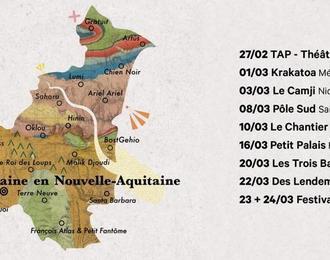 La Souterraine en Nouvelle-Aquitaine