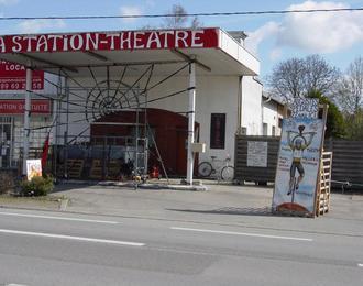 La Station-Théâtre La Meziere