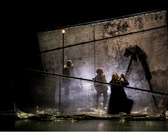 La Tempête  Shakespeare Par La Compagnie Sophie Anglade