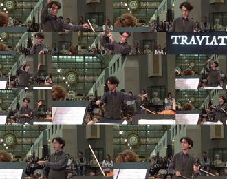 La Traviata, Direction Léonard Ganvert