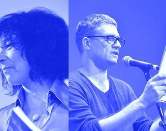 « Dans l'architecture » avec Chantal Neveu et Nicolas Tardy